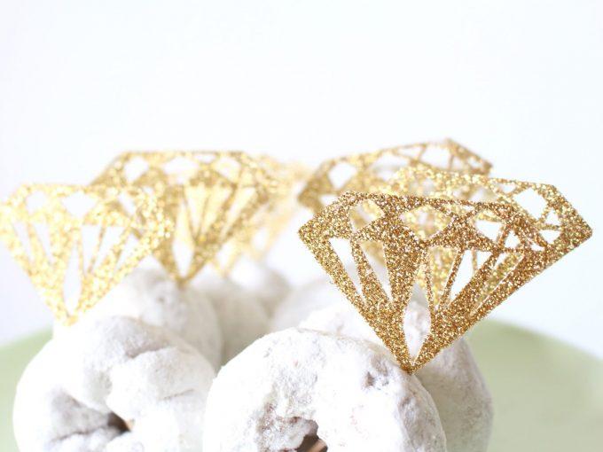 wedding donut ideas