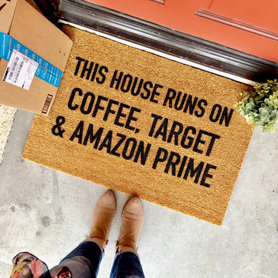 Need A Apartment Now: 50 Cute Doormats You Need In Your Life Right Now