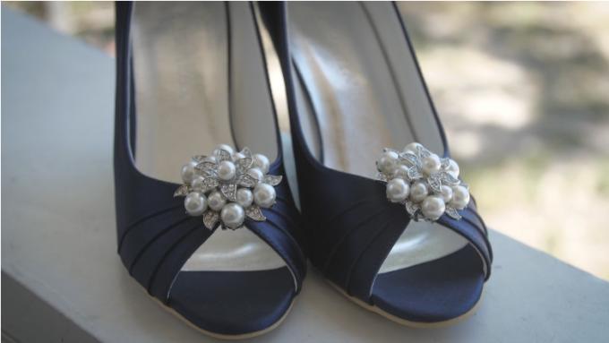 Watch Skylar + Jared's Breathtaking Wedding Film at the Mackay Gardens - https://emmalinebride.com/real-weddings/ mackay-gardens-wedding-film | Baby Blue Film - Florida Wedding Videographer