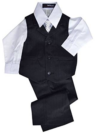 26 Most Adorable Ring Bearer Outfit Ideas