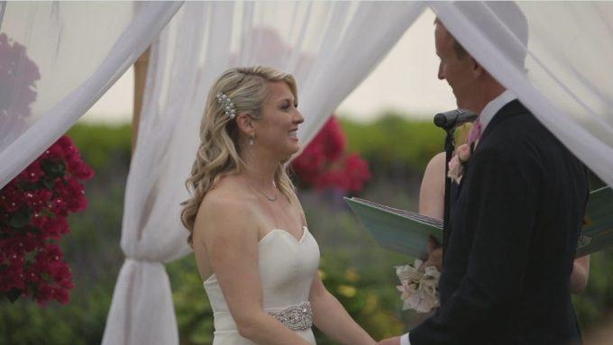 Erin + Chris' Marie Selby Gardens Wedding Film (Sarasota wedding videographer) - https://emmalinebride.com/real-weddings/marie-selby-gardens-wedding-film | Baby Blue Film - Florida Wedding Videographer