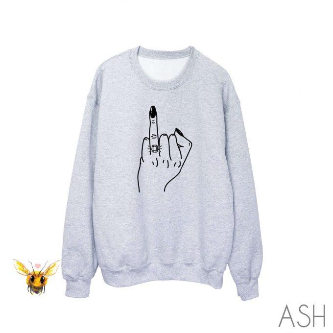 bridesmaid sweatshirts
