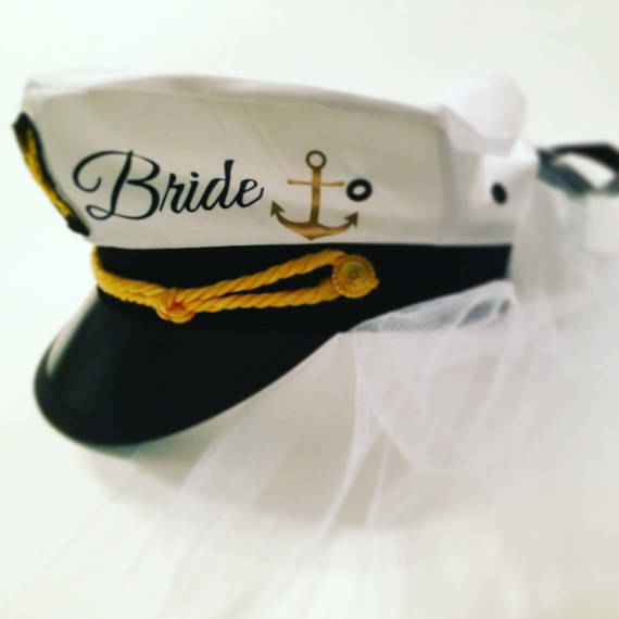 Nautical Bachelorette Party Must-Haves // via https://emmalinebride.com/bachelorette/nautical-bachelorette-party/