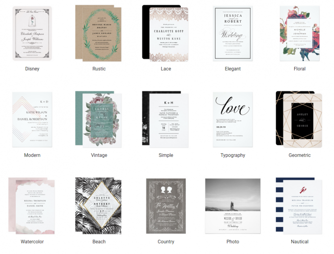 where to buy cheap wedding invitations
