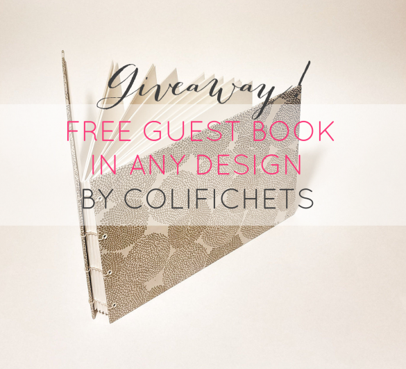 free wedding guest book