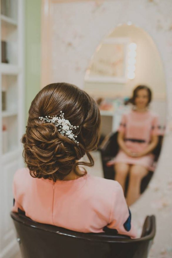 50 Best Bridal Hair Combs