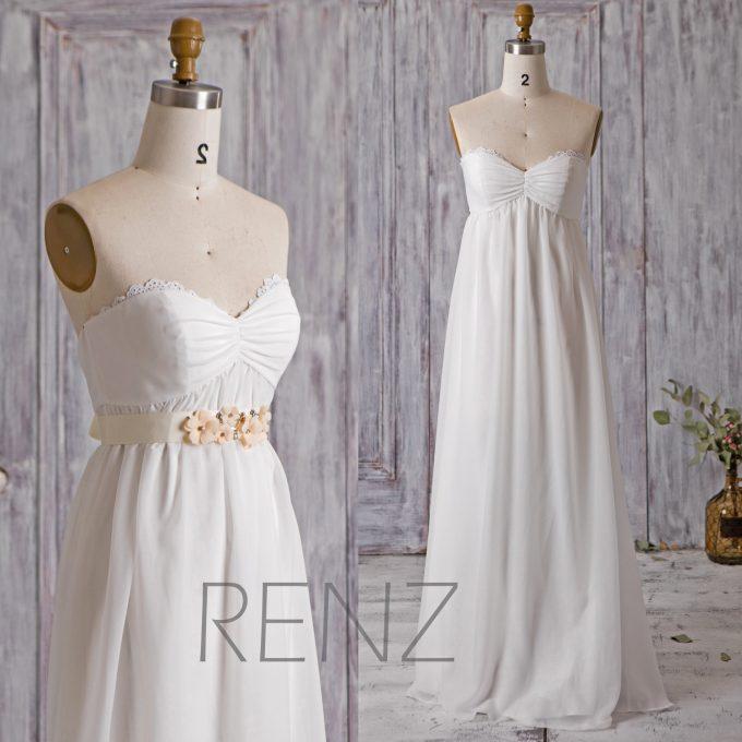 Cheap Wedding Dresses Lulu: 12 Cheap Wedding Dresses Under $100