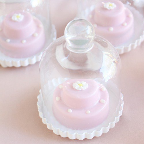 cupcake boxes / jars for favors