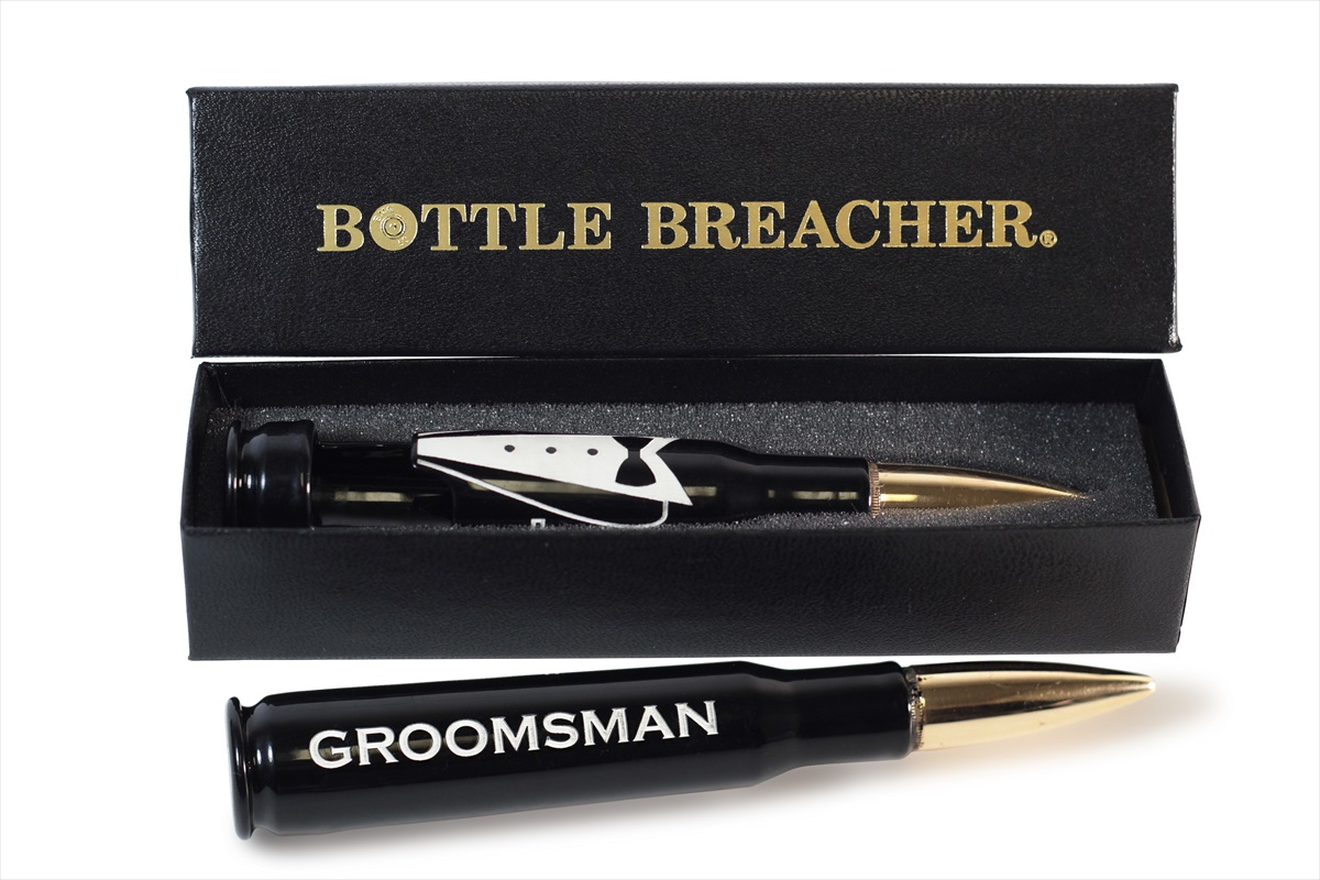 personalized bottle opener by bottle breacher