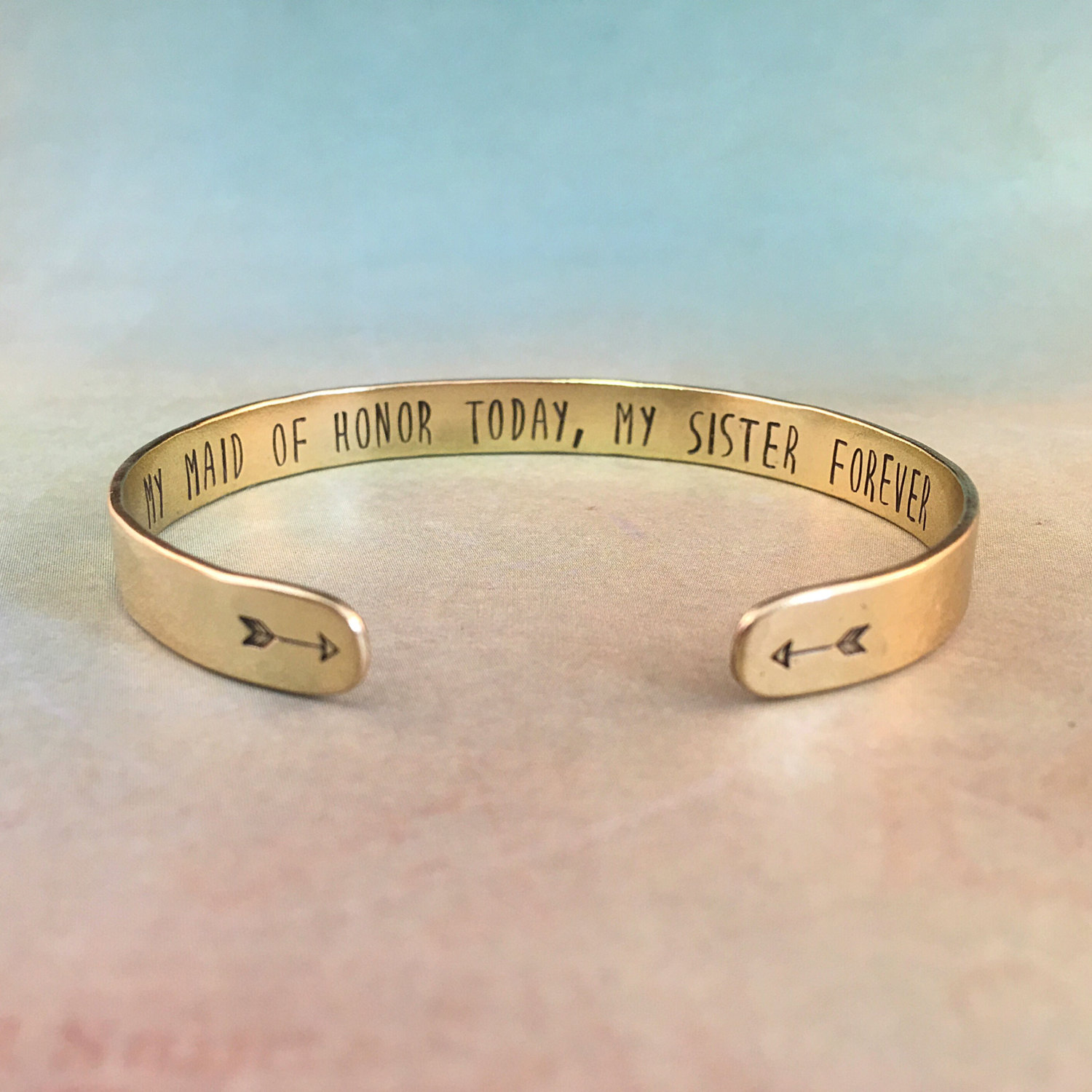 maid of honor bracelet