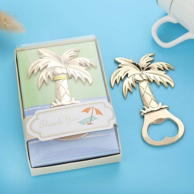 palm tree wedding ideas