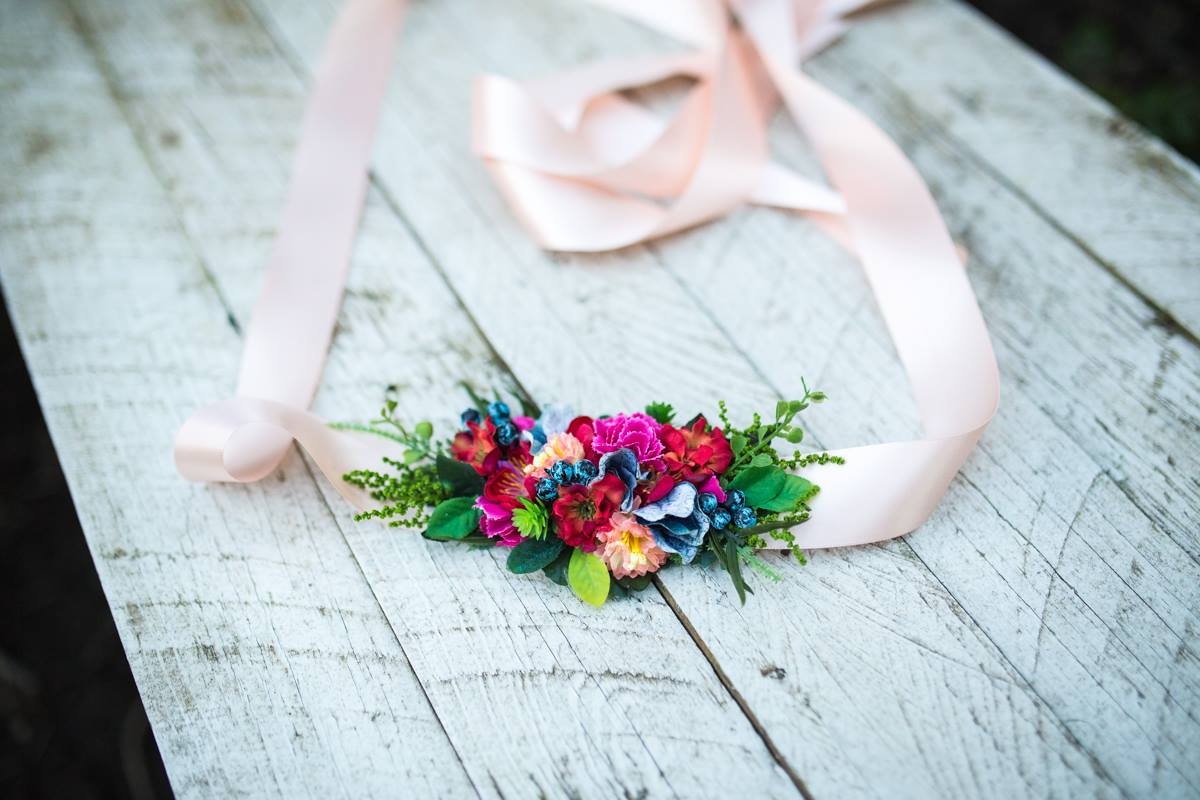 wedding bouquet alternatives