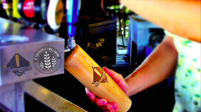 baseball bat mugs for groomsmen gifts