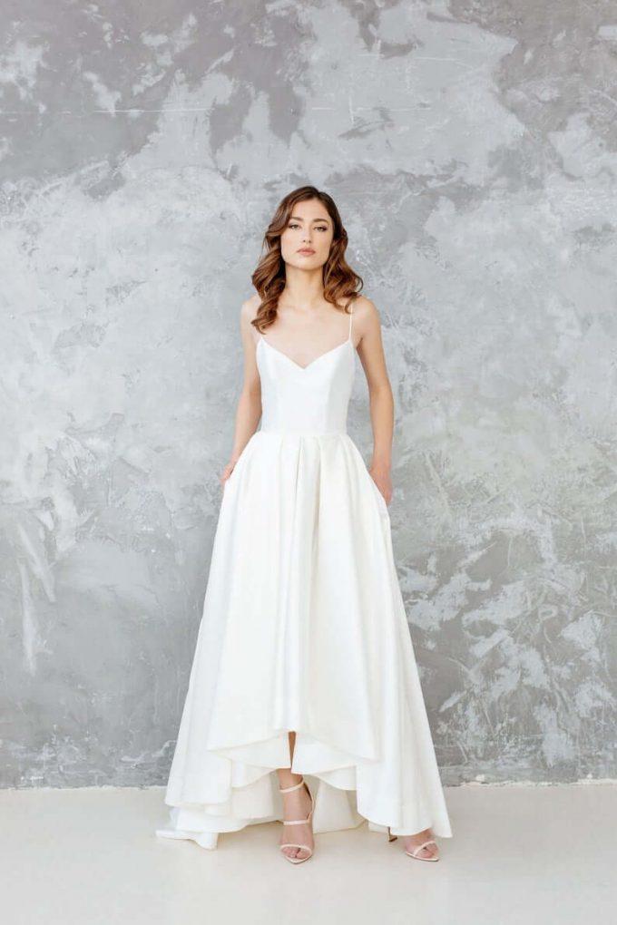 No Fuss 17 Casual Wedding Dresses For Laid Back Brides Photos