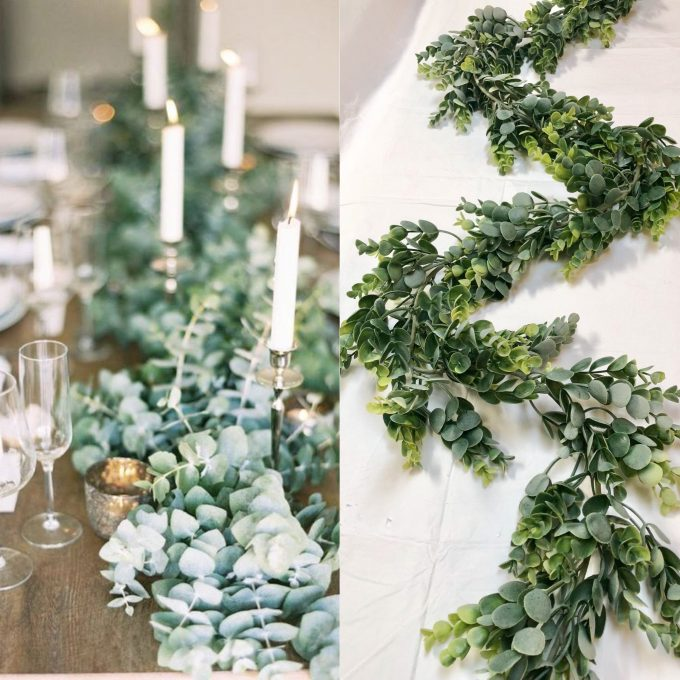 wedding garland decoration