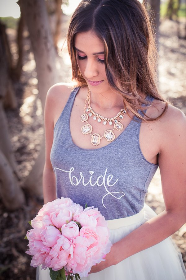 bride tank top and skirt via https://etsy.me/2JZpaxQ