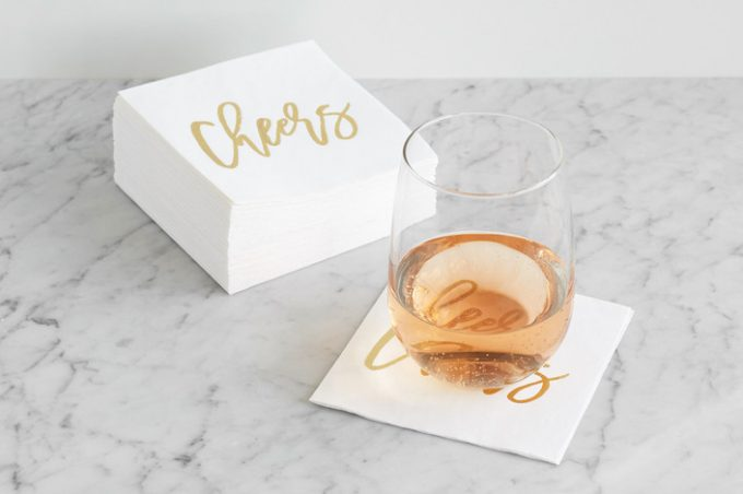 cheers cocktail napkins via https://shrsl.com/10loi