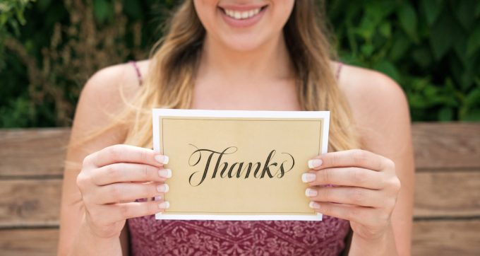How to Send Handwritten Thank You Notes Online