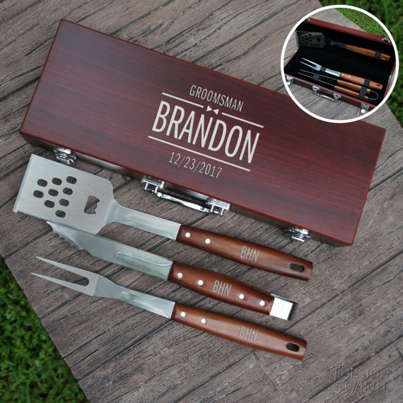 non-alcohol groomsmen gifts