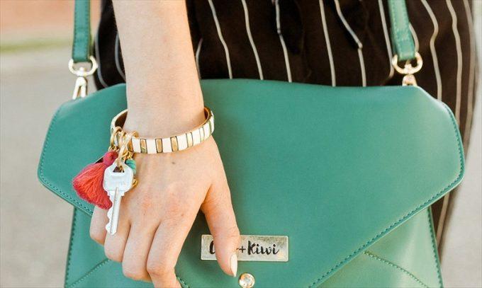 bracelet keychain