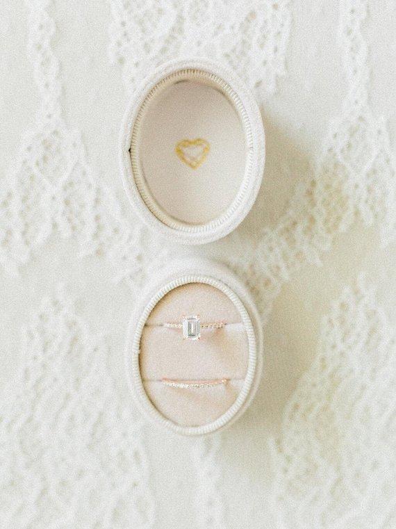 velvet ring box cheap under 30 dollars