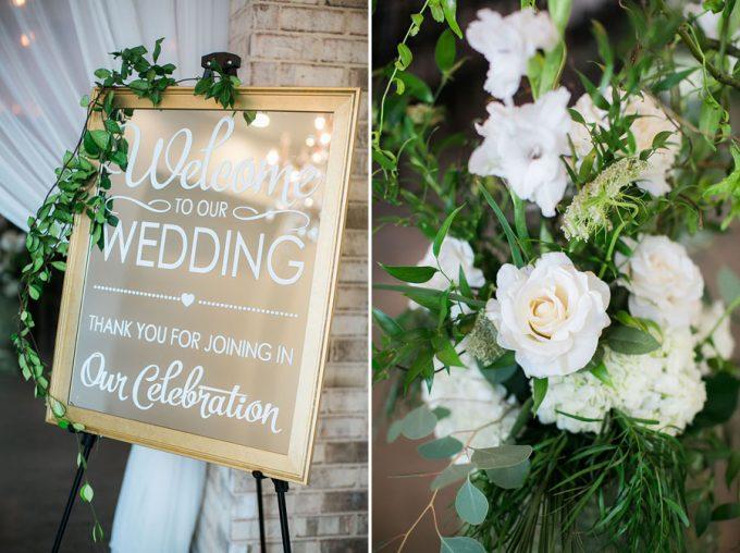 wrightsville manor wedding - photo by eric boneske