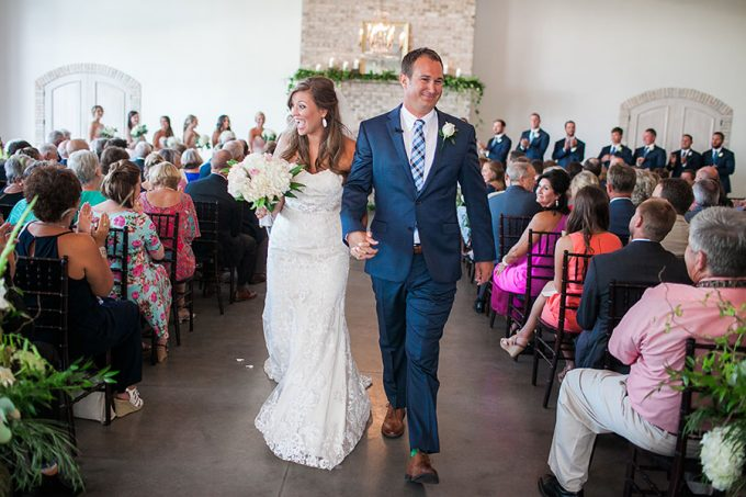 wrightsville manor wedding - photo by eric boneske