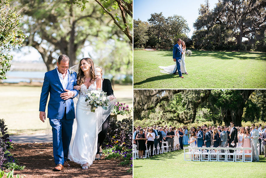 airlie gardens wedding - photo by eric boneske