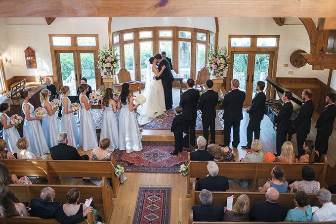 bald head island wedding - photo by eric boneske photography