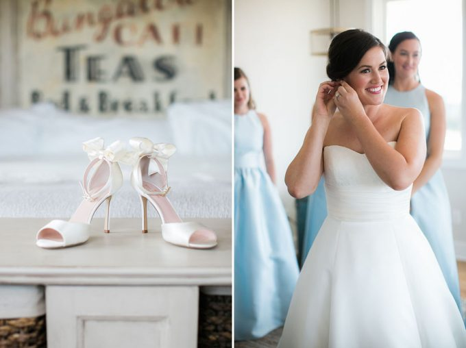 bald head island wedding - photo by eric boneske photography