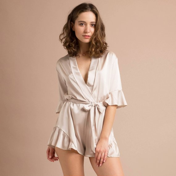 bridesmaid romper