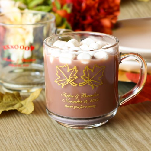wedding favors ideas - personalized coffee mug favors via http://shrsl.com/153u6