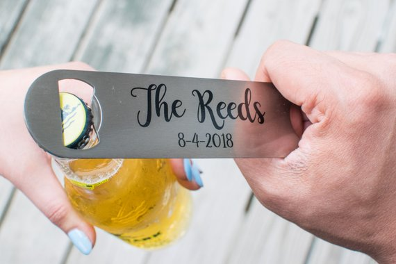 wedding favors ideas - bottle openers