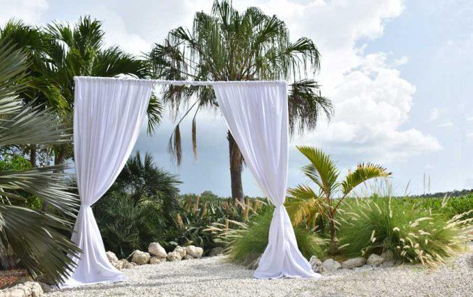 rent a wedding arch