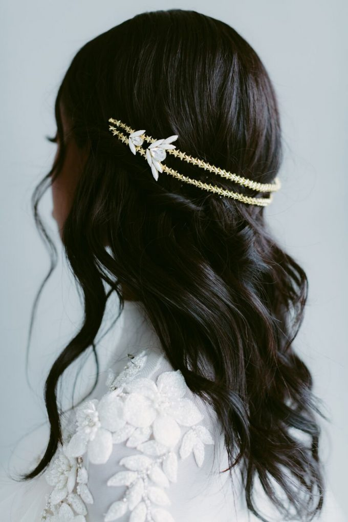 starry night tiara
