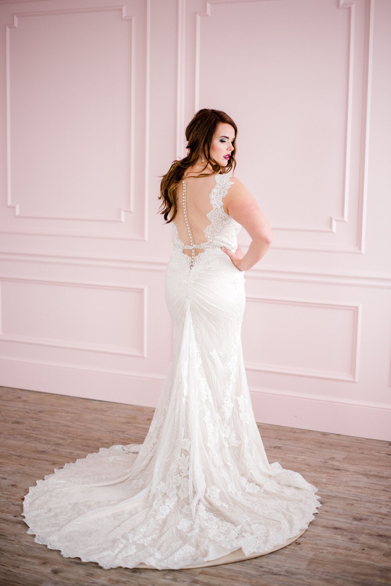 sexy wedding dresses - wyatt wedding dress with plunging neckline by sottero and midgley