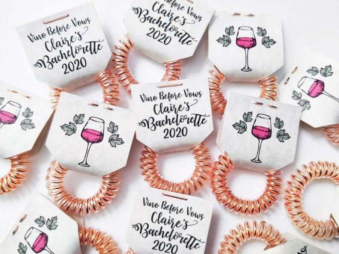 best bachelorette party favors