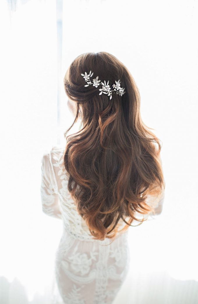veil alternative hair comb