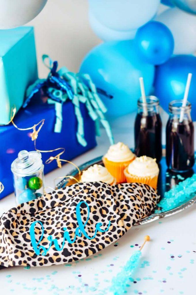 fanny pack bachelorette party favors