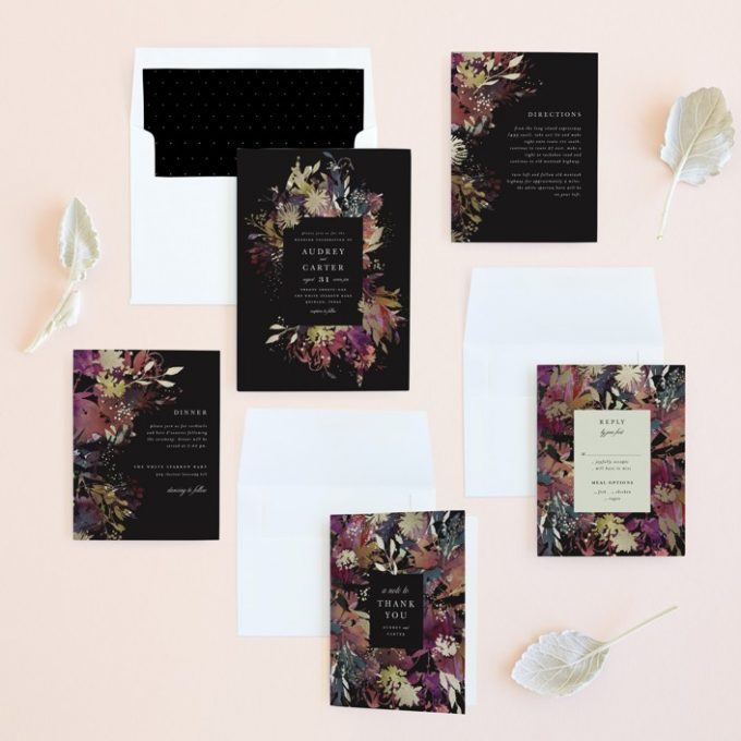 order wedding invitations