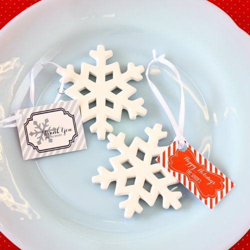 ornament wedding favors