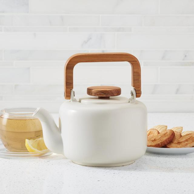 coffee and tea pot with infuser for online wedding registry