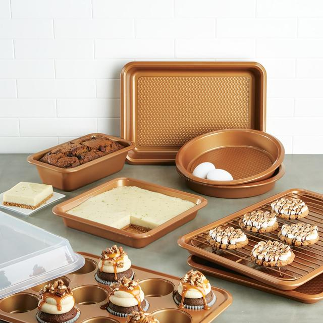 copper bakeware from the best wedding registry online