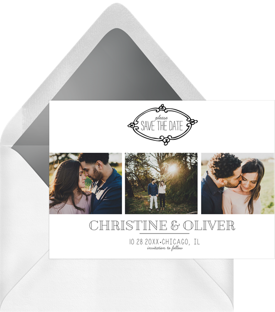 email save the date cards