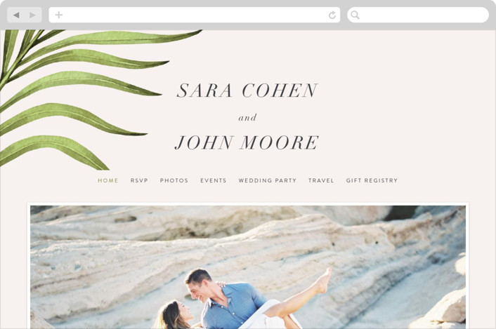 where to create a free wedding website