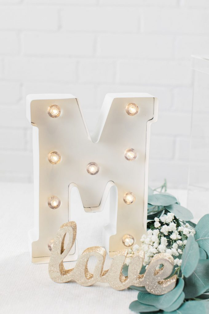 marquee lights for weddings