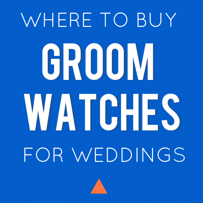 groom watches