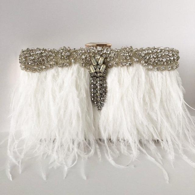 best bridal clutches