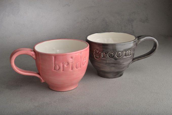 bride groom coffee mugs