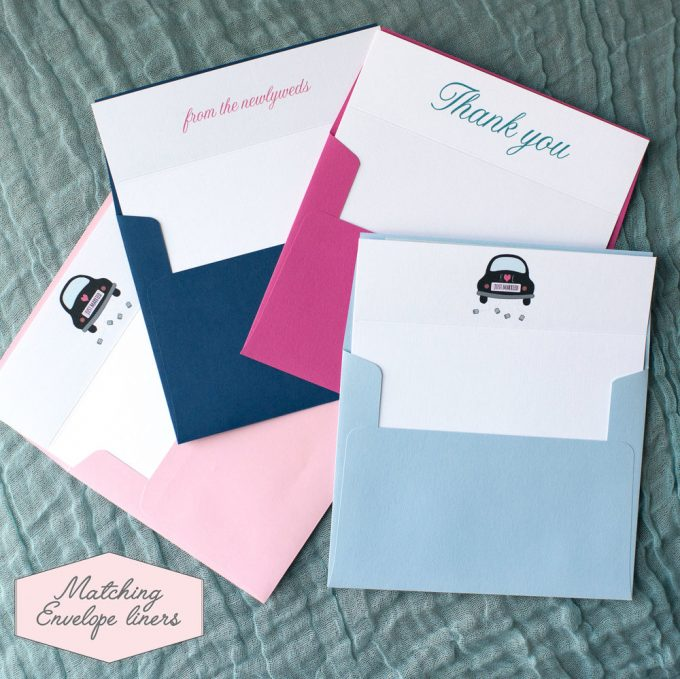 free thank you cards for weddings